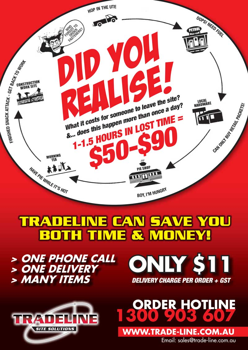 TRADELINE-Did-You-Realise-Brochure
