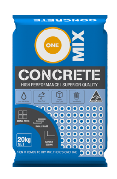Concrete Mix and Bagged Products