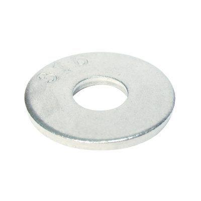 Mudguard Washers - S/Steel