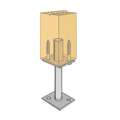 Centre Pin Post Anchors