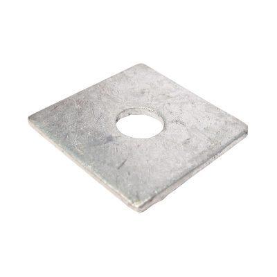 Square Galvanised